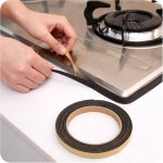 特价 煤气灶台缝隙防污条 防尘防水密封条 多用途厨房用品