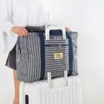 法蒂希 牛津布出差旅行收纳袋搬家袋防水手提袋衣服整理袋拉杆行李箱男女【小号】