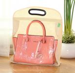日本木晖 收纳袋衣橱储物袋防尘袋 皮包挂袋衣柜创意收纳挂袋  XL号