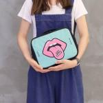法蒂希marianne kate 韩国可爱卡通手提旅行收纳包 登机包大号行李衣物拉杆箱整理包