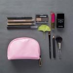 旅行化妆包韩国小号便携大容量化妆品收纳包手拿包化妆袋洗漱包