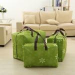 木晖 牛津布可水洗棉被收纳袋 衣物整理袋 搬家袋 行李袋 收纳箱 特大号