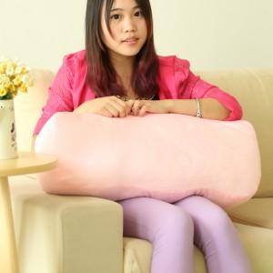 特价 特价 可爱舒适毛绒长形抱枕  坐垫 靠垫 睡觉抱枕 脚枕