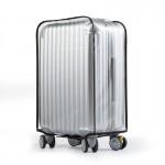 箱套行李箱保护套拉杆箱旅行箱透明防尘套防水耐磨加厚