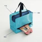 法蒂希 沙滩游泳包干湿分离男女防水包定制收纳包大容量洗澡浴衣袋洗漱包