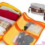 特价 法蒂希Awesome旅行收纳套 行李衣服收纳4件套