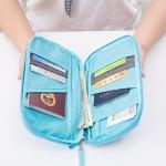 出国证件包便携收纳旅行护照包保护套证件袋护照夹机票夹手提包