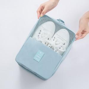 法蒂希 旅行鞋子收纳袋防尘装鞋袋运动鞋包旅游防水防潮收纳包