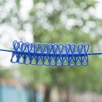 防滑晾衣绳晒被绳户外旅游凉衣绳旅行晒衣绳防风晒衣绳挂衣绳