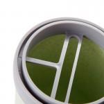 梵特小麦秸秆胶囊旅行洗漱收纳杯 牙刷杯
