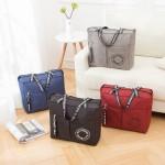 大容量防水可折叠旅行收纳袋出差旅行收纳行李包衣物收纳整理包袋