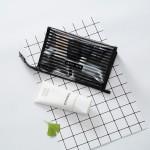 法蒂希 旅行收纳袋洗漱包男化妆包手拿包女防水透明便携整理包(长条包)