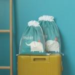 旅行收纳束口袋套装 防水抽绳衣物收纳袋分装整理袋
