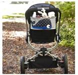 外出推车挂篮 婴儿车挂袋 卡通储物袋 出行收纳篮 收纳袋(淘宝侵权)