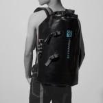 城市波浪 防水包两栖登山包 漂流袋 户外休闲干湿双肩运动背包