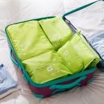 特价木晖 差旅分类旅行收纳 衣物收纳套装 5件套