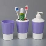 特价 全新实用礼品 沐浴工具 浴室三件套RA-667
