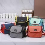 旅行保温收纳包便携式野餐美团外卖蛋糕手提保冷袋冰袋保鲜冷藏袋(单层)