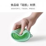 旅行可折叠水杯折叠杯子碗硅胶便携伸缩压缩大容量户外必备装沸水