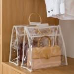 木晖 透明包包防尘收纳袋衣柜衣橱置物袋皮包保护整理袋