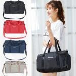 旅行包手提大容量短途旅行袋运动行李袋健身包单肩斜挎包男女