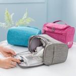 阳离子枕头包化妆洗漱用品收纳包便携式旅行挂钩洗漱包