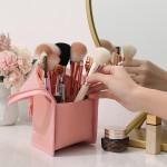 化妆品收纳包ins风化妆刷桶收纳筒网红面膜口红眉笔便携收纳袋