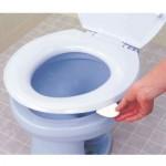 日本木晖 便捷马桶提盖器 把手 卫生小卫士